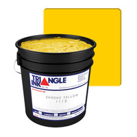 TRIANGLE 1113 CHROME YELLOW PLASTISOL OIL BASE INK FOR SILK SCREEN PRINTING