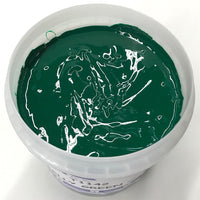 TRIANGLE 1142 KELLY GREEN PLASTISOL OIL BASE INK FOR SILK SCREEN PRINTING