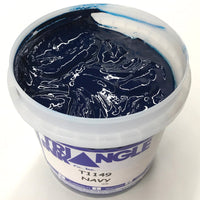 TRIANGLE 1149 NAVY PLASTISOL OIL BASE INK FOR SILK SCREEN PRINTING