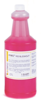 KIWO BLOCKOUT RED 21405