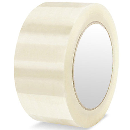 "CLEAR TAPE 2"" x 110 yds"