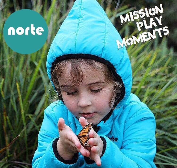 Win with Norte's Mission Play Moments