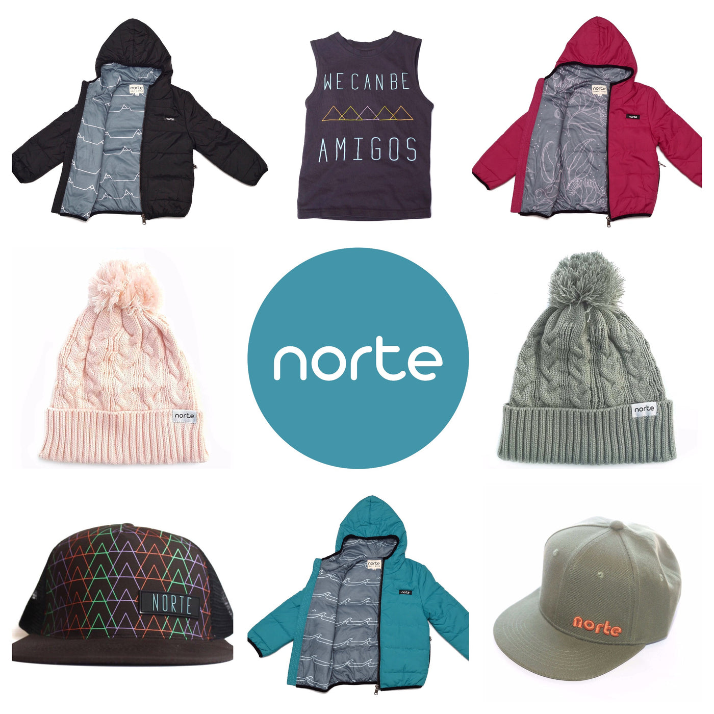WIN THE ULTIMATE PRIZE PACK WITH NORTE