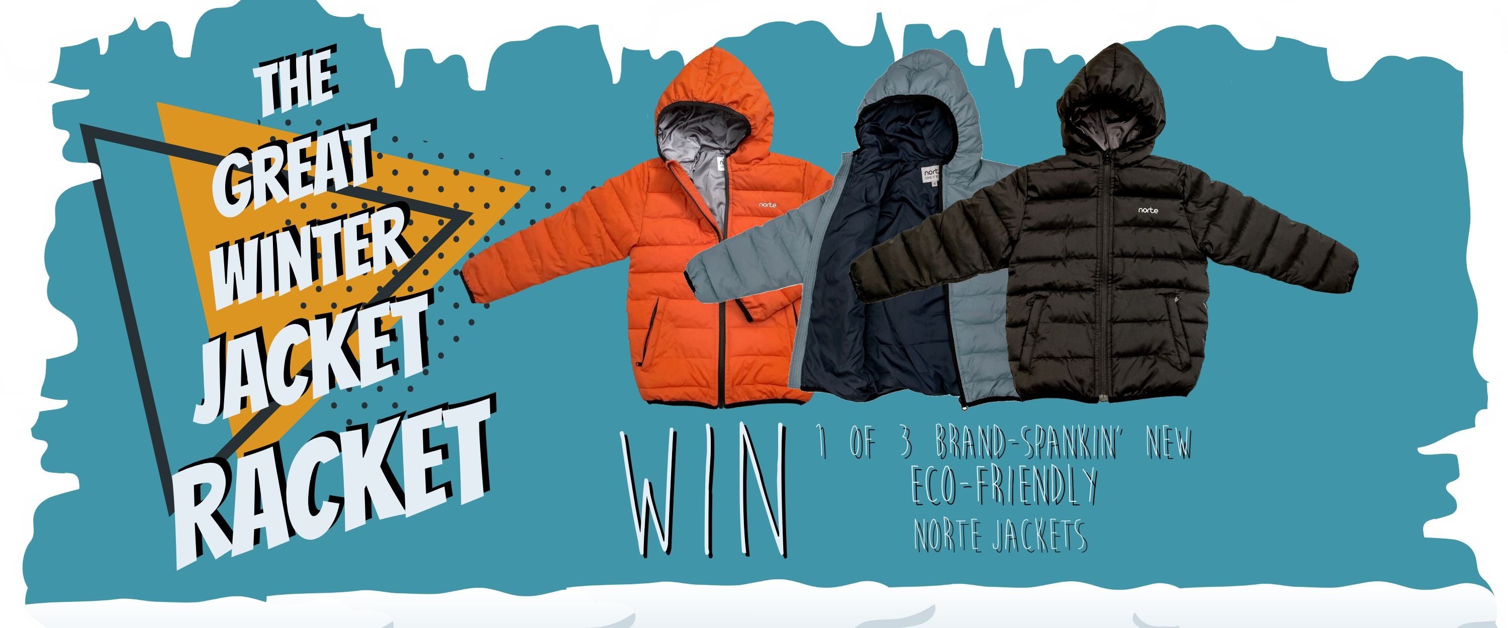 Norte Winter Jacket Giveaway