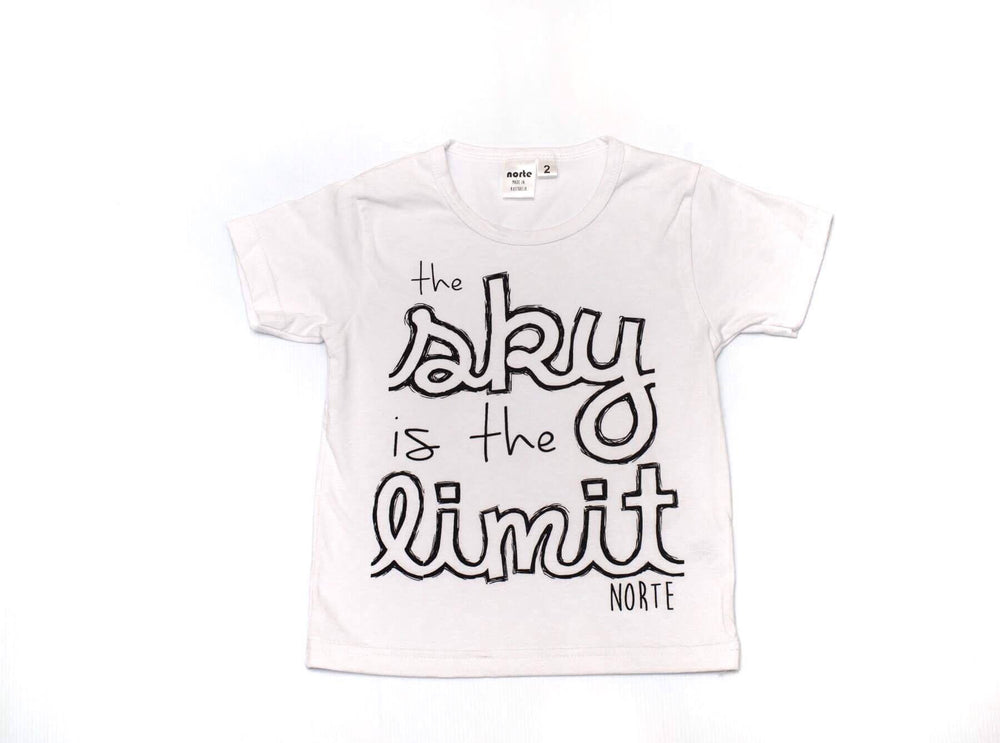The Sky is the Limit Tshirt - Norte, Tshirts, Norte, Norte