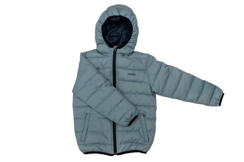 Kids Pacific Jacket - Stone Blue
