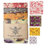 Beeswax Wraps - Bread Lovers Pack