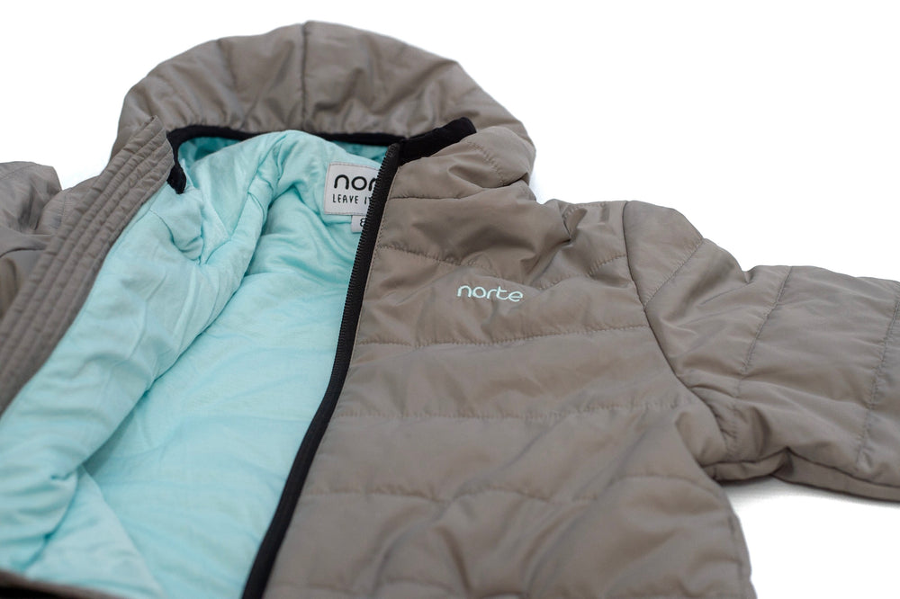 Malibu Jacket - Grey - Norte, Jacket, Norte Wear, Norte