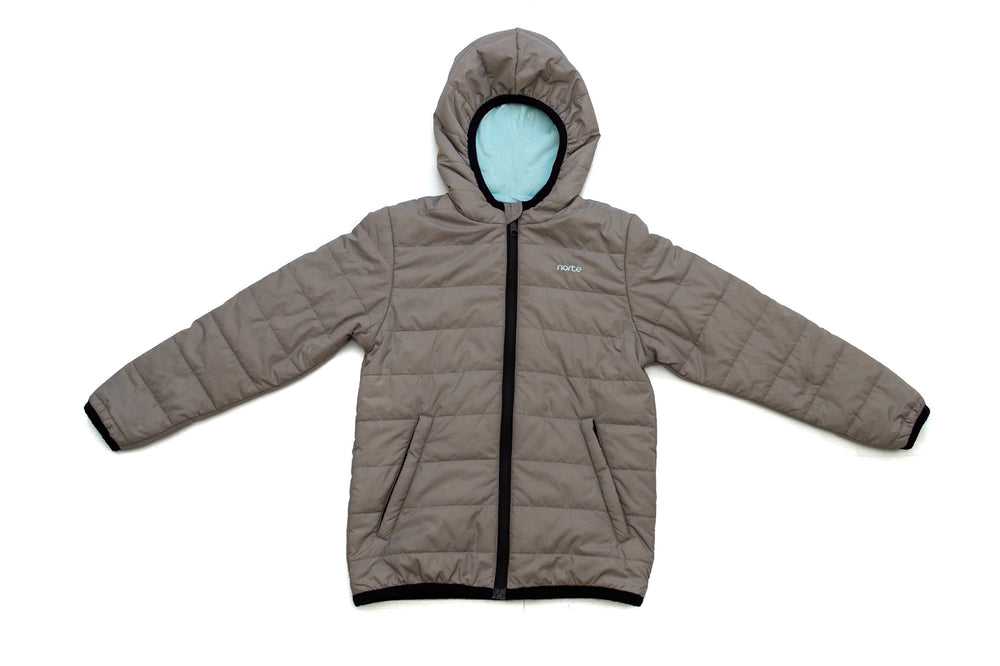 Kids Malibu Jacket - Grey