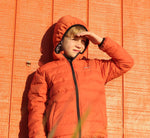 Kids Sundown Jacket - Orange