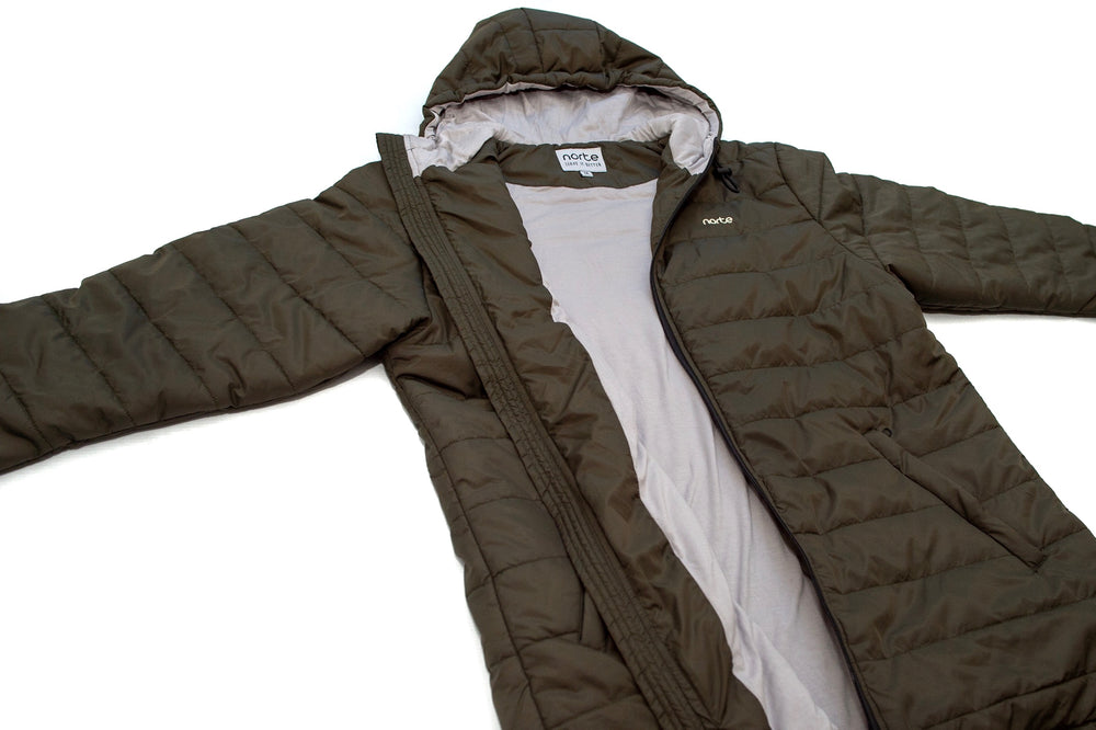 Women's Ventura Jacket - Khaki - Norte, Jacket, Norte Wear, Norte