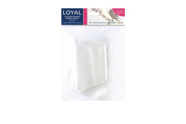 Piping Bags Disposable 10 pack