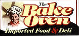 Contact Us | The Bake Oven