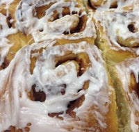 Cinnamon Buns/Sticky Buns - The Bake Oven