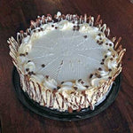 Bailey's Irish Cream Cheese Torte - The Bake Oven