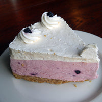 Blueberry Cheesecake - The Bake Oven