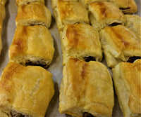 Sausage Rolls - The Bake Oven