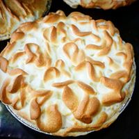 Lemon Meringue Pie 9inch - The Bake Oven