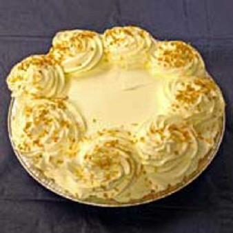 Coconut Cream Pie 9inch - The Bake Oven