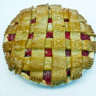 Dutch Apple/Raisin Pie 9inch