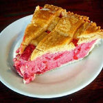 Cherry Sour Cream Pie 9inch - The Bake Oven