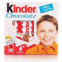 Ferrero Kinder Schokolade 50g - The Bake Oven
