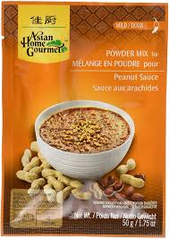 Asian Home Gourmet Peanut Sauce 50g
