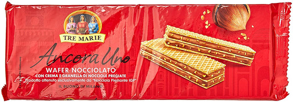 Tre Marie Wafers Nocciolato 140g - The Bake Oven