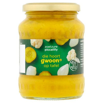 Gwoon Piccalilly Sauce 330 G