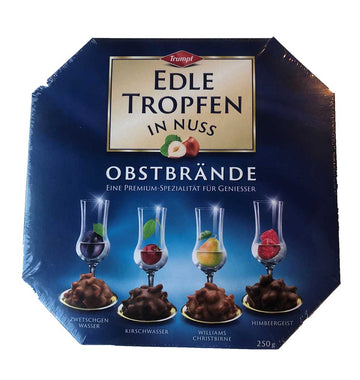 Trumpf Edel Tropfen with Fruit Brandy 250 g
