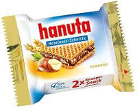 Ferrero Hanuta Wafers 44g 2x22g - The Bake Oven