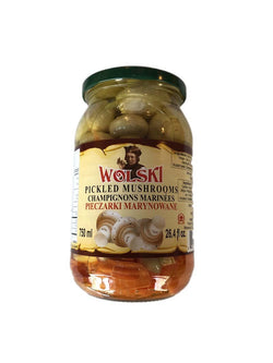 Wolski Marinated Mushrooms 796ml