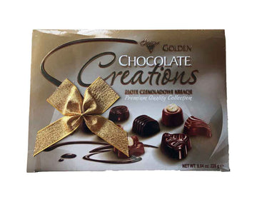 Solidarnosc Golden Chocolate Creations 228 g