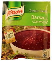 Knorr Red Borsch Soup 53g - The Bake Oven
