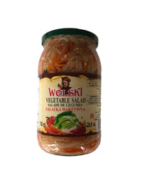 Wolski Vegetable Salad 796ml - The Bake Oven