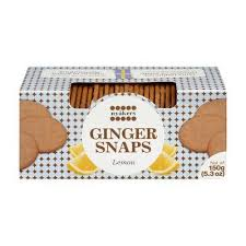 Nyakers Ginger Snaps 150g