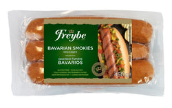 Freybe Skinless Bavarian Smokies 450g