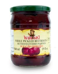 Wolski Whole Beets 796ml - The Bake Oven