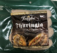 Freybe Thuringia Sausage 375g - The Bake Oven