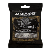 Jakeman's Throat and Chest Lozenges 100g - The Bake Oven