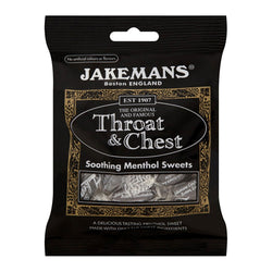 Jakeman's Throat and Chest Lozenges 100g