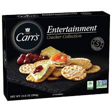 Carr's Entertainment Collection 300g
