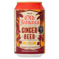 Old Jamaica Ginger Beer 330ml - The Bake Oven