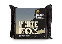White Fox Aged Cheddar 200g