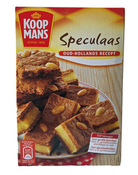 Koopmans Speculaas Mix 400 g - The Bake Oven
