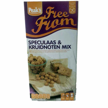 Peaks Gluten Free Kruidnoten and Speculaas MIx 300 g