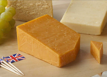Red Leicester Cheese 100g