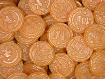 K&H Salmiak Coins (poen) Licorice1 kg