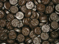 K&H Double Salt Licorice Coins 1 kg - The Bake Oven