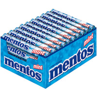Mentos Mint Rolls 37.5g - The Bake Oven